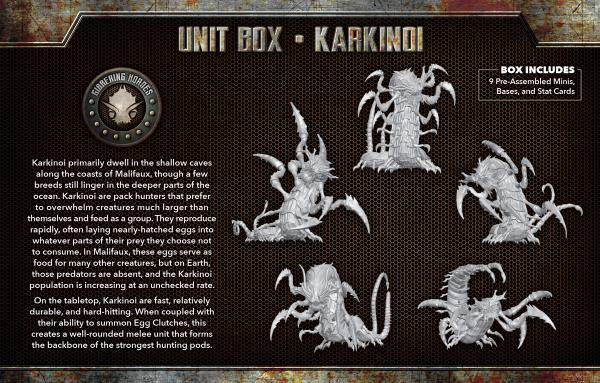 The Other Side (Gibbering Hordes): Karkinoi