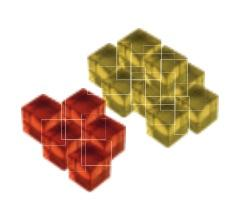 Tripods & Triplanes: Energy Cubes (Bag of 30) (Wings of Glory compatible)