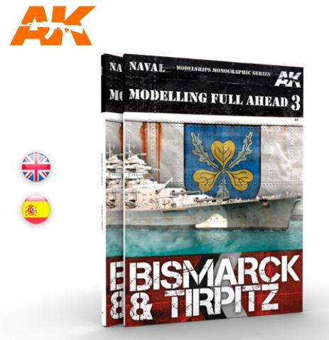 AK-Interactive:  Modelling Full Ahead Nº3