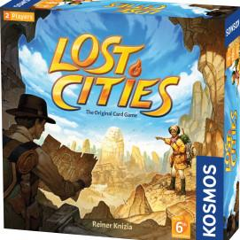 Lost Cities: The Card Game with 6th Expedition (2019)