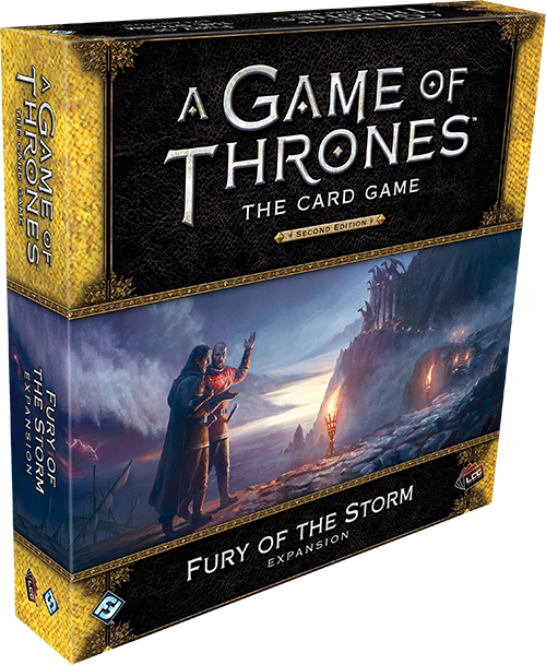 A Game of Thrones LCG: Fury of the Storm