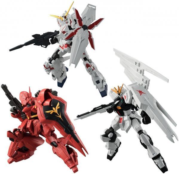 Bandai Hobby: Mobile Suit Gundam G Frame Set 1 ''Gundam'' Bandai G Frame (5 models)