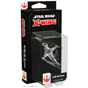 X-Wing 2.0: A/SF-01 B-Wing Expansion Pack