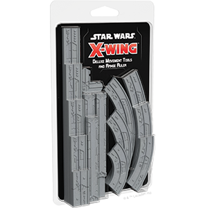 X-Wing 2.0: Deluxe Movement Tools and Range Ruler