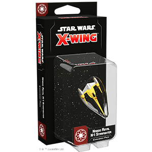 X-Wing 2.0: Naboo Royal N-1 Starfighter Expansion Pack