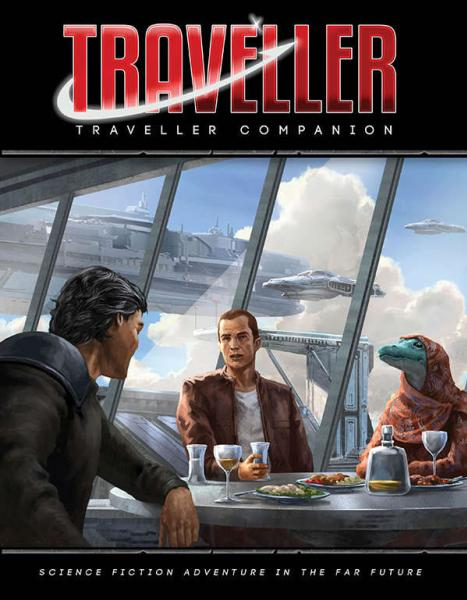 Traveller RPG: Traveller Companion