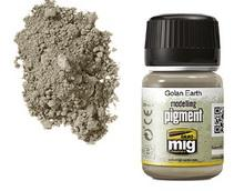 AMMO: Pigments - Golan Earth (35ml)