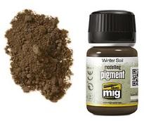 AMMO: Pigments - Winter Soil (35ml)