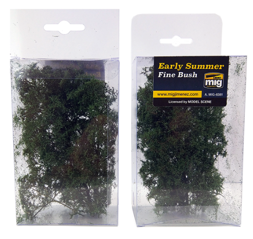 AMMO: Vegetation - Fine Bush Early Summer