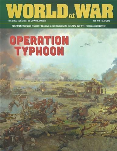 World at War Magazine #65 Operation Typhoon