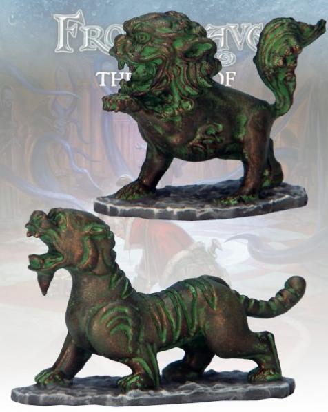 Frostgrave: Shrieking Wolves (2)