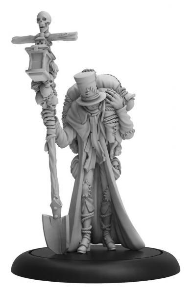 Hordes: (Grymkin) Grave Ghoul – Grymkin Solo (metal/resin)