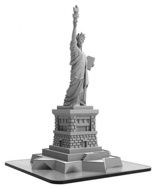 Monsterpocalypse: Buildings - Statue of Liberty (resin)
