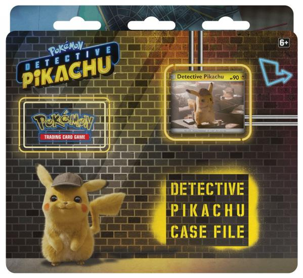Pokemon CCG: Detective Pikachu Case File