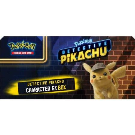 Pokemon CCG: Detective Pikachu Character GX Box
