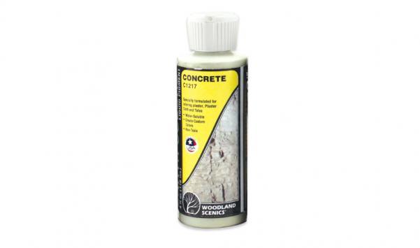 Woodland Scenics: Concrete Terrain Paint (4oz)