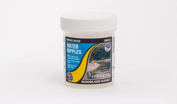 Woodland Scenics: (Terrain Accessories) Surface Water - Water Ripples (4oz)