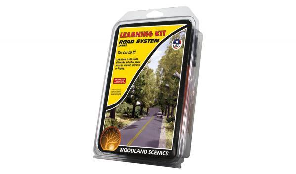 Woodland Scenics: Road System Learning Kit