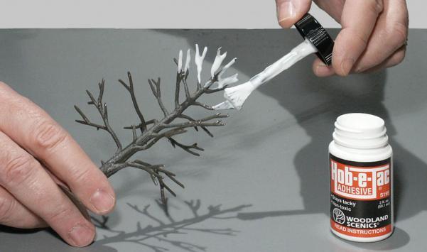 Woodland Scenics: (Hobby Accessory) Hob-e-Tac® Adhesive