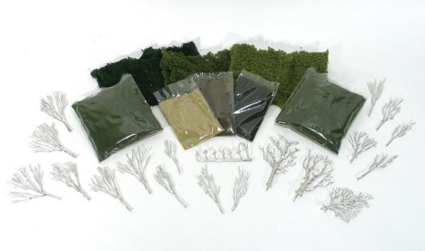 Woodland Scenics: Complete Landscape Kit