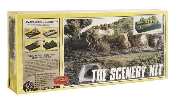 Woodland Scenics: The Scenery Kit