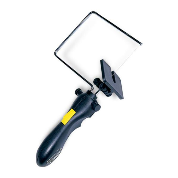 Woodland Scenics: (Hobby Accessory) Hot Wire Foam Cutter Attachment - Bow & Guide