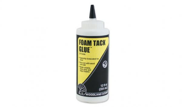 Woodland Scenics: (Hobby Accessory) Foam Tack Glue™ (12oz)