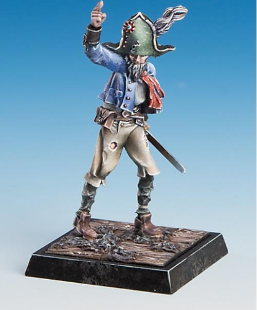 Freebooter's Fate: Sergeant Plissé