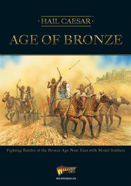 Hail Caesar: Age Of Bronze (Supplement)