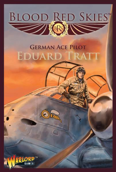 Blood Red Skies: Me 410 Ace - Eduard Tratt