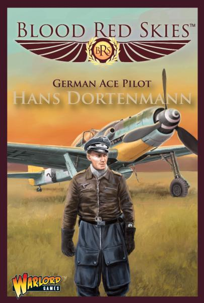 Blood Red Skies: FW 190 Dora Ace - Hans Dortenmann