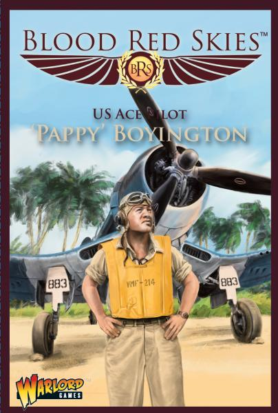 Blood Red Skies: F4U Corsair Ace - 'Pappy' Boyington