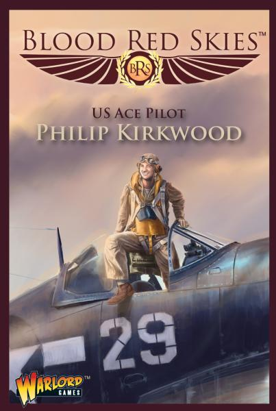 Blood Red Skies: F4U Corsair Ace - Philip Kirkwood