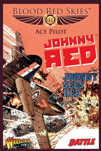 Blood Red Skies: Johnny Red - Blood Red Skies Ace