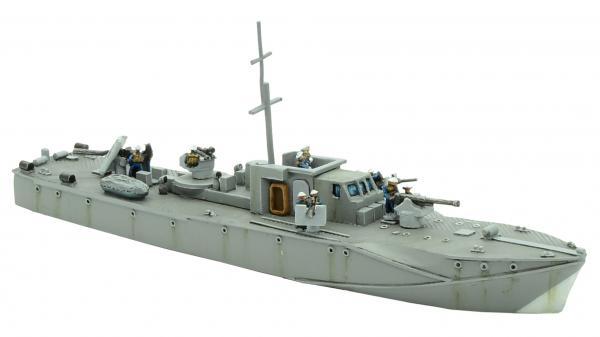 Cruel Seas: Fairmile D MGB 660