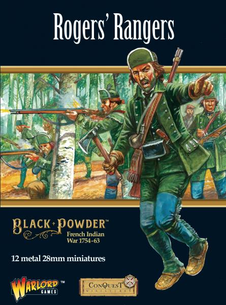 Black Powder: French Indian War - Rogers's Rangers