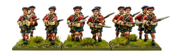 Black Powder: French Indian War - Highlanders