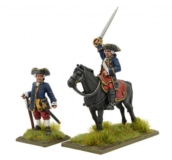 Black Powder: French Indian War - Marquis de Montcalm