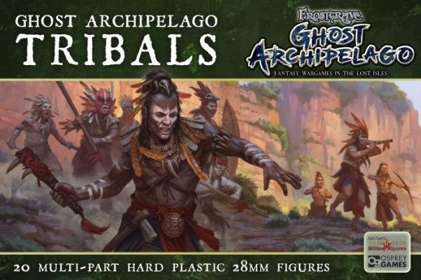 Frostgrave: Ghost Archipelago Tribals (20)