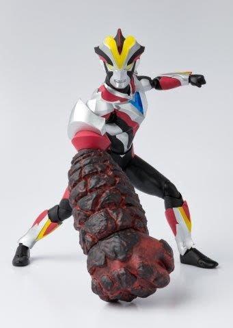 Bandai Hobby: Ultraman Victory ''Ultraman Ginga S'', S.H. Figuarts