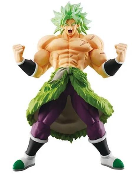 Bandai Hobby: Super Saiyan Broly Full Power  ''Dragon Ball'', Bandai Styling