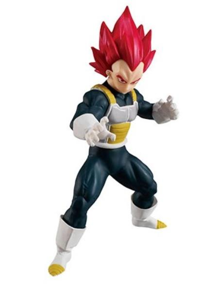 Bandai Hobby: Super Saiyan God Vegeta  ''Dragon Ball'', Bandai Styling