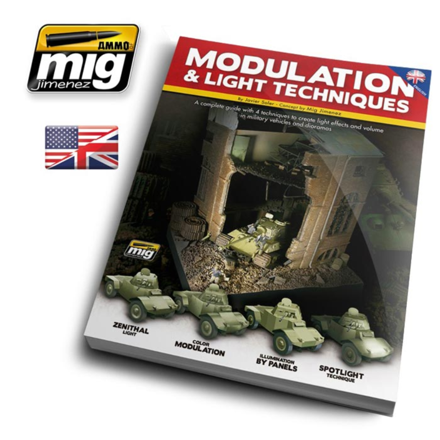 AMMO: Modulation And Light Techniques