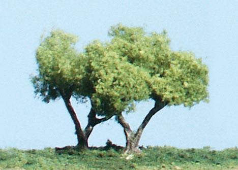 Woodland Scenics: Tree Kits - 2 1/4'' Forked Trunk (4)