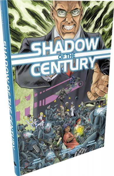 Fate Core RPG: Shadow of the Century (HC)