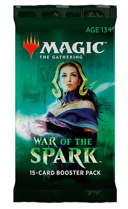 Magic the Gathering: War of the Spark Booster Pack (1)