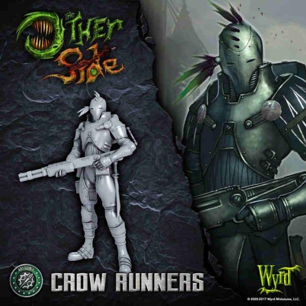 The Other Side (Abyssinian Empire): Crow Runners