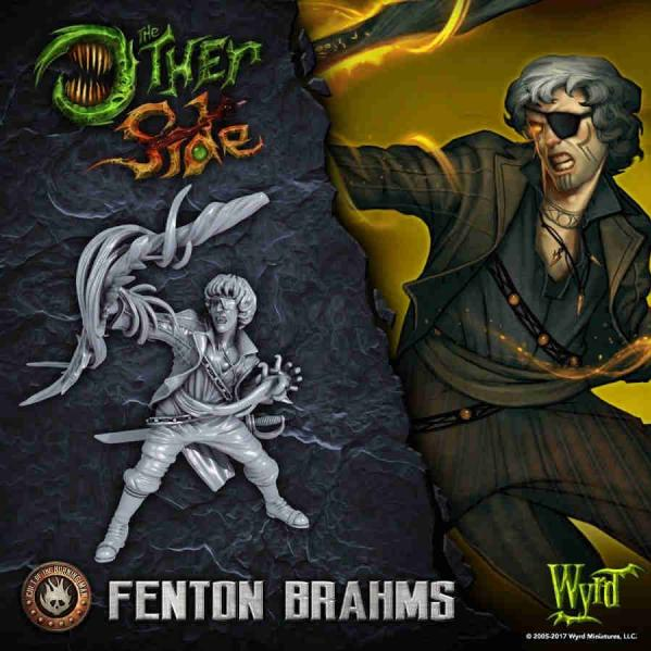 The Other Side (Cult of the Burning Man): Fenton Brahms