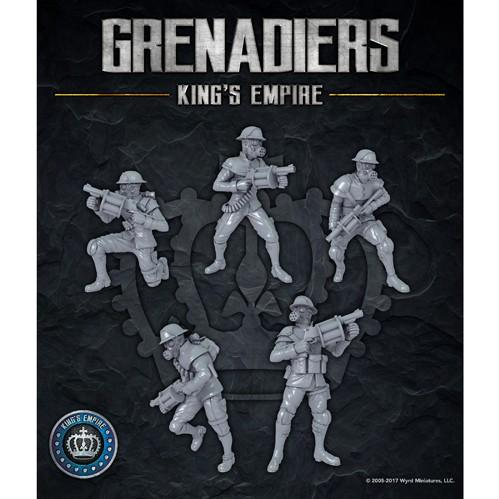 The Other Side (King's Empire): Grenadiers