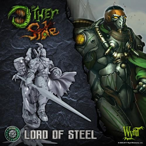 The Other Side (Abyssinian Empire): Lord of Steel